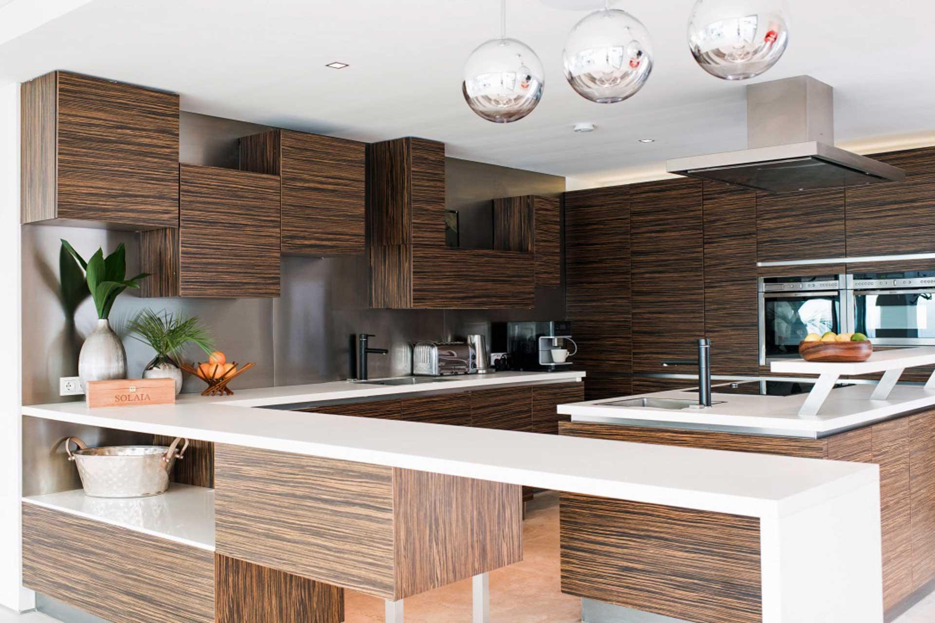 Villa CA Ibiza - Küche