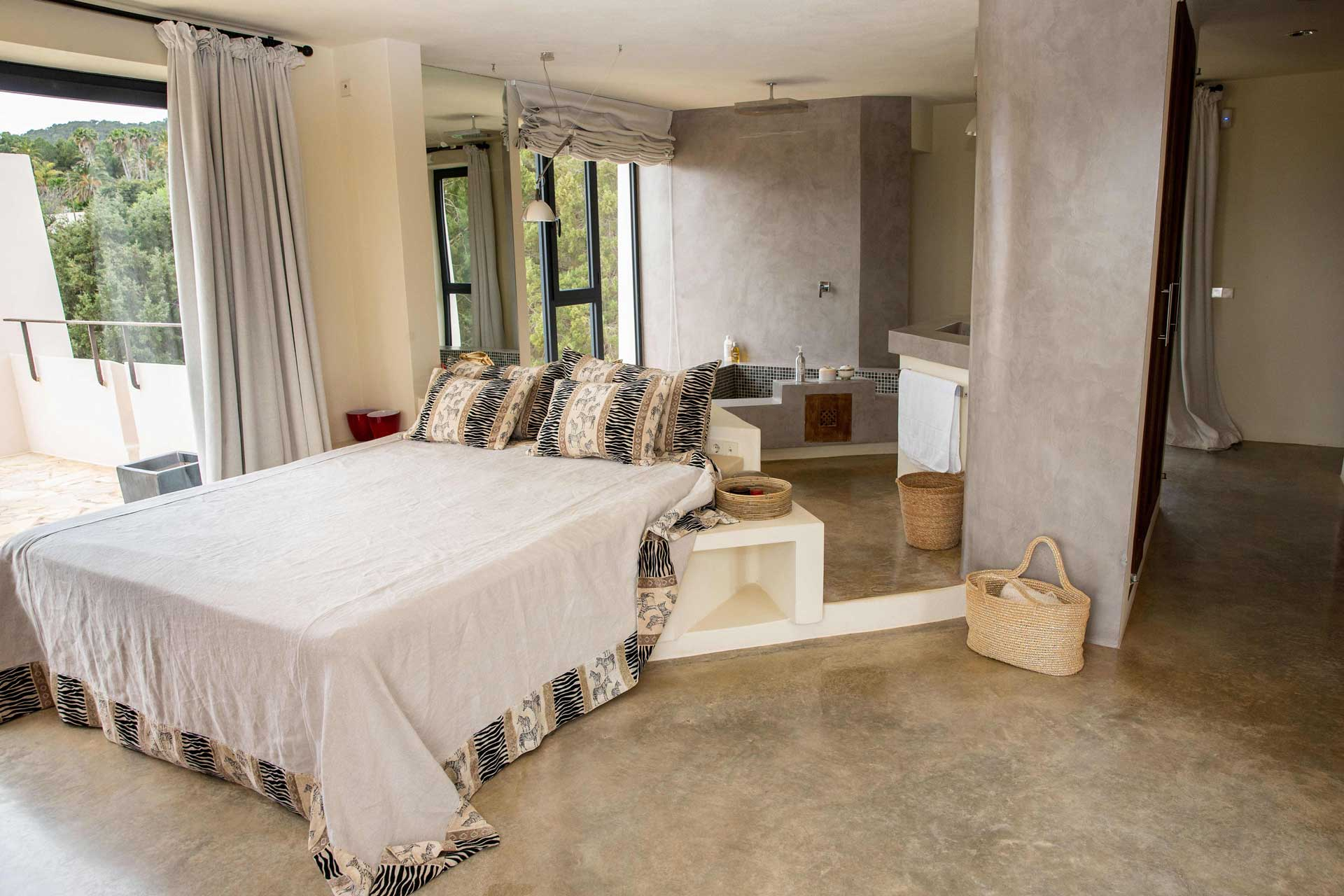 Villa Can Teresita Ibiza - Master-Suite OG