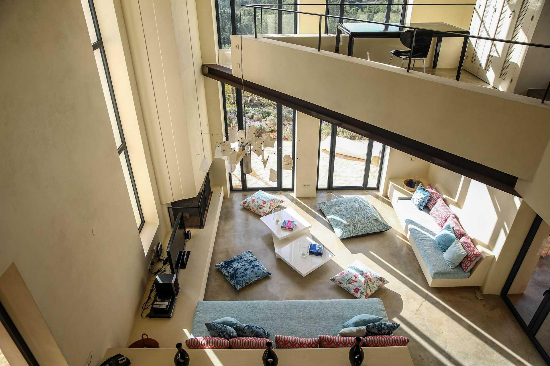 Villa Can Teresita Ibiza - Wohnbereich