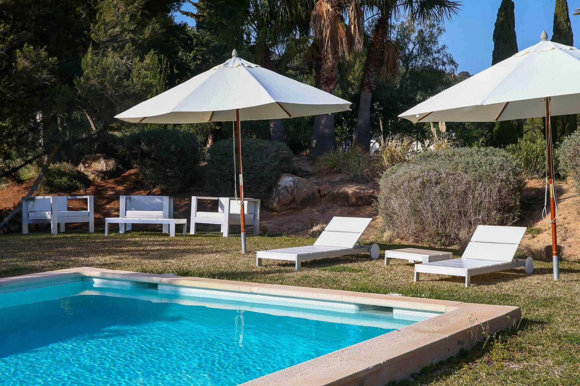 Villa Can Teresita - Swimmingpool & Garten