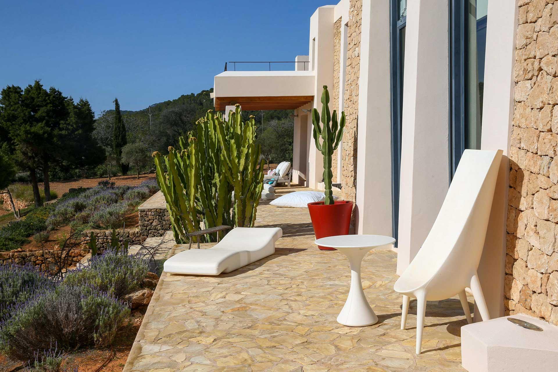 Villa Can Teresita - Chill-out Bereiche