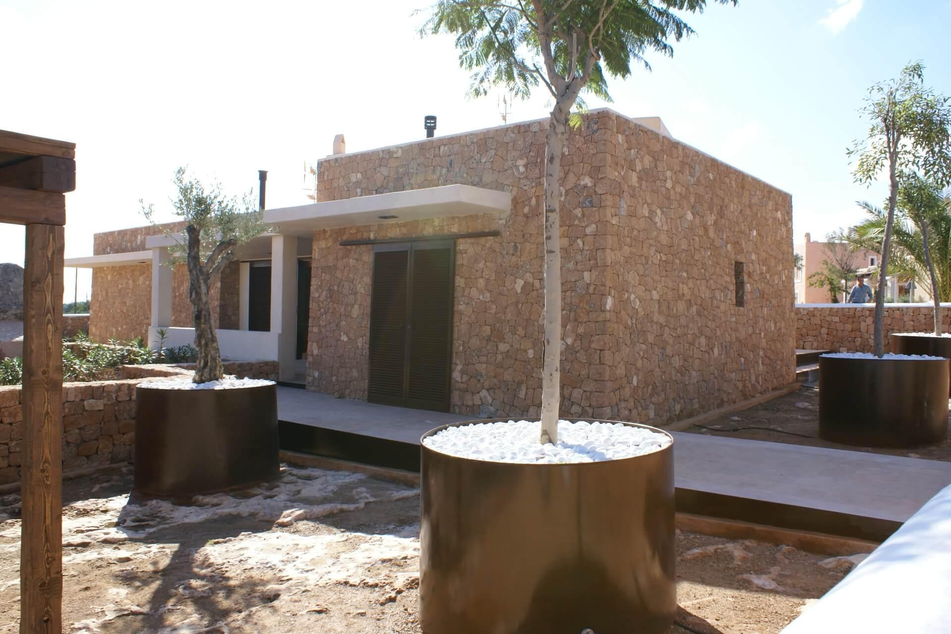 Villa CASES N1 Plus - Outdoor area