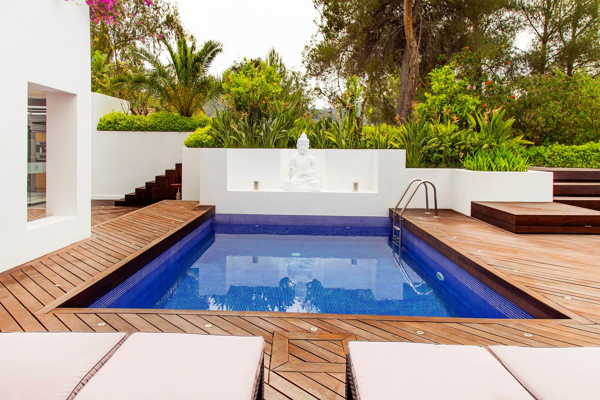 Casa India Ibiza - Swimmingpool 2