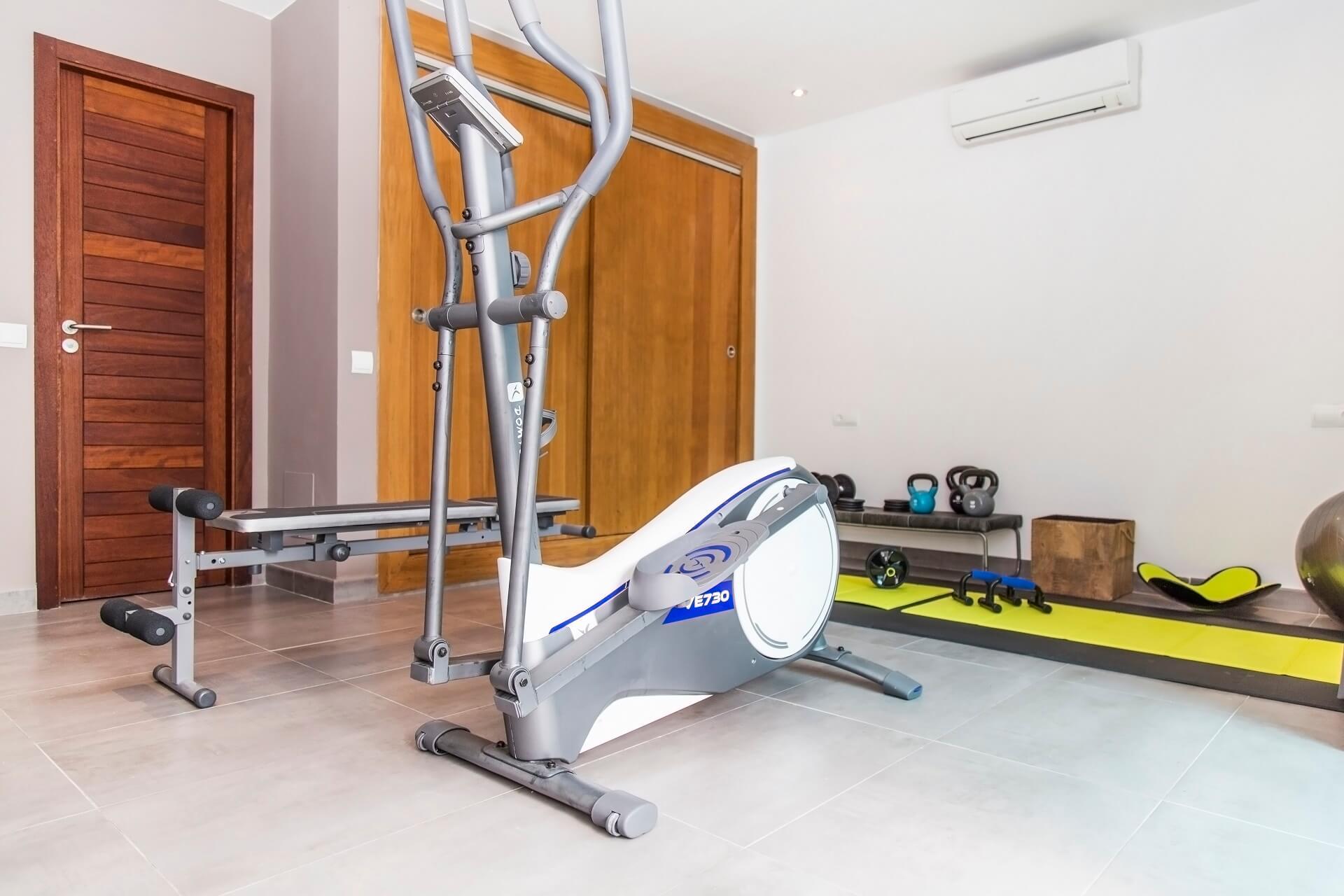 Casa India Ibiza - Fitness room