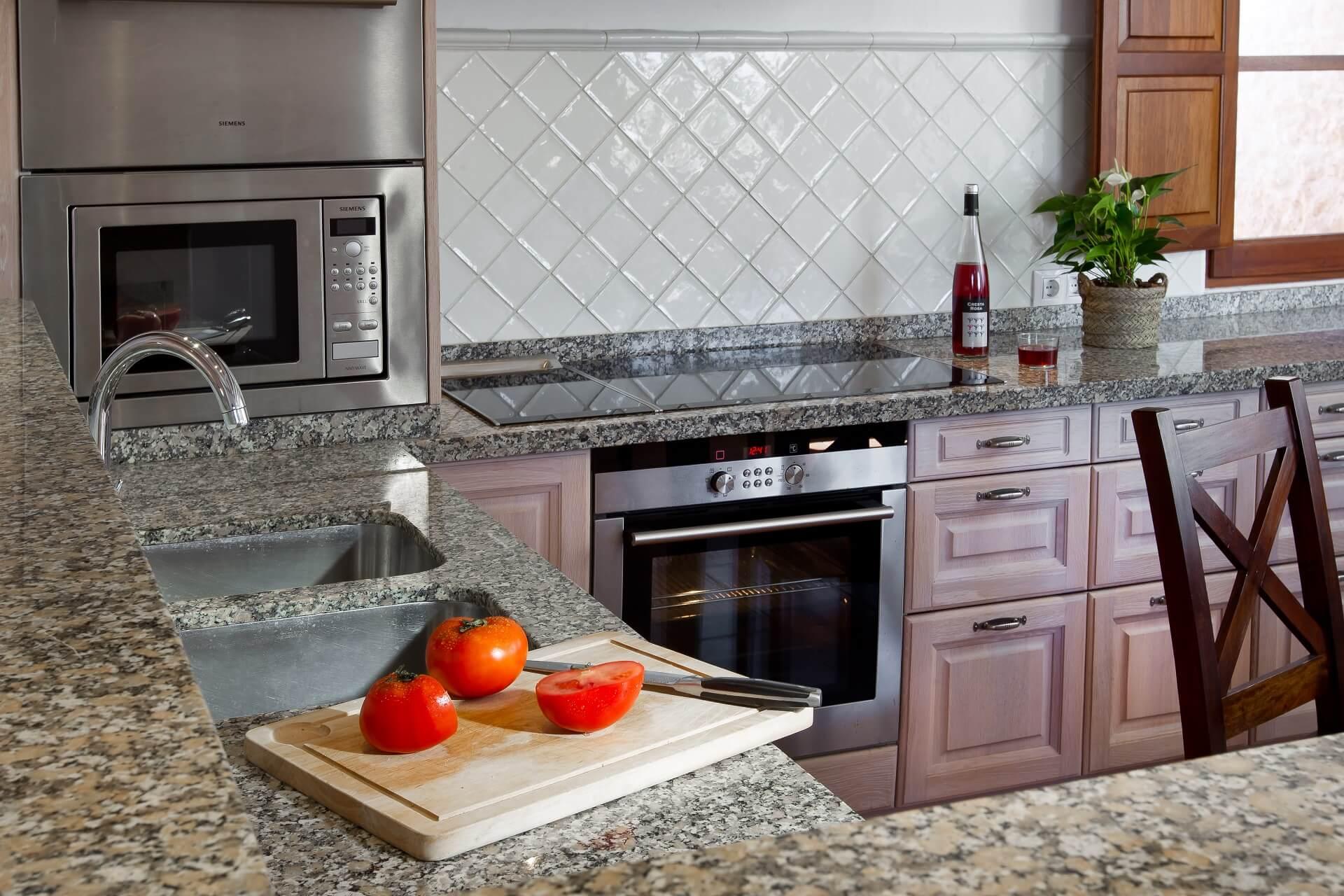 Villa CASES N3 - Kitchen
