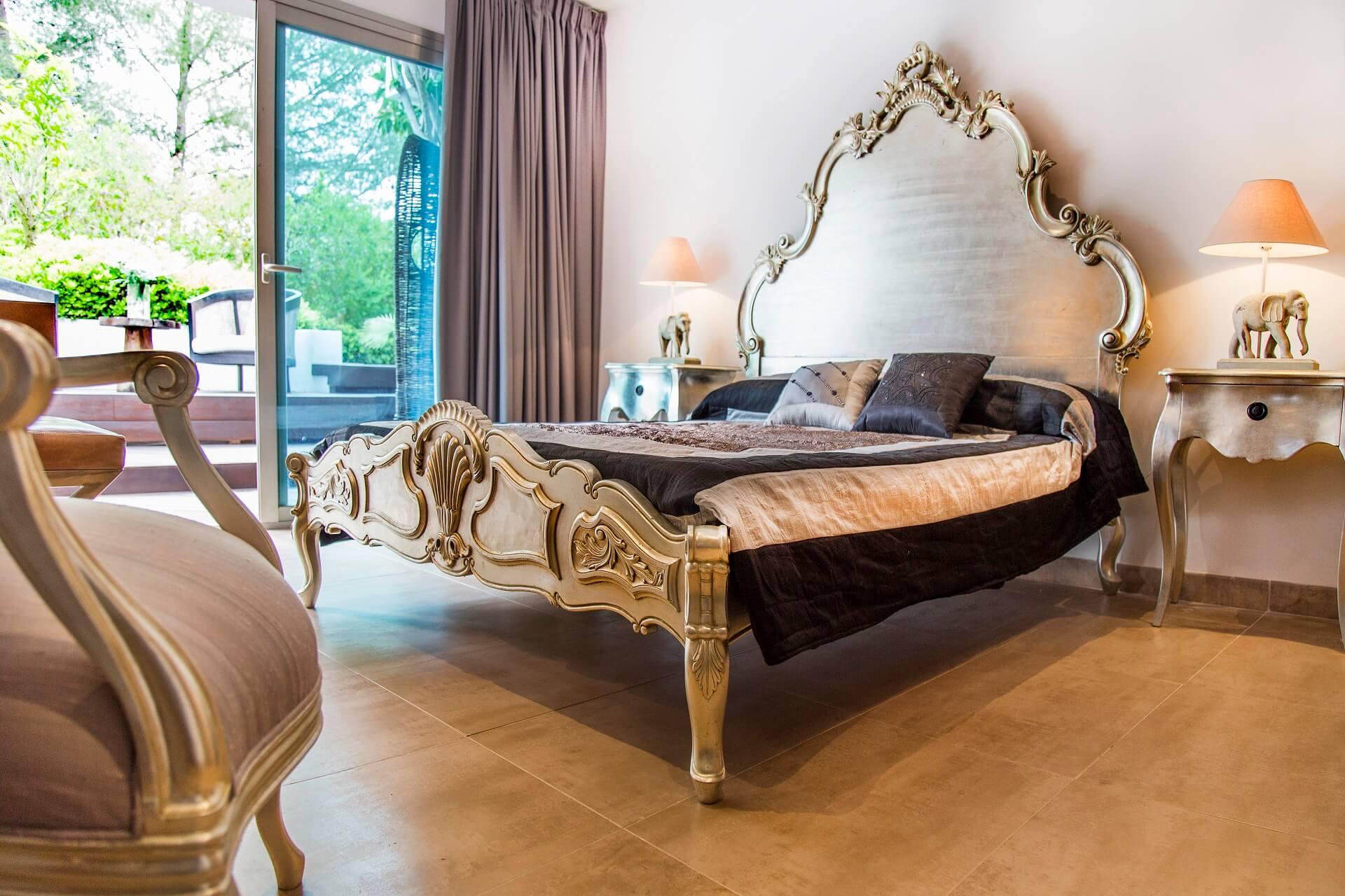 Casa India Ibiza - Schlafzimmer