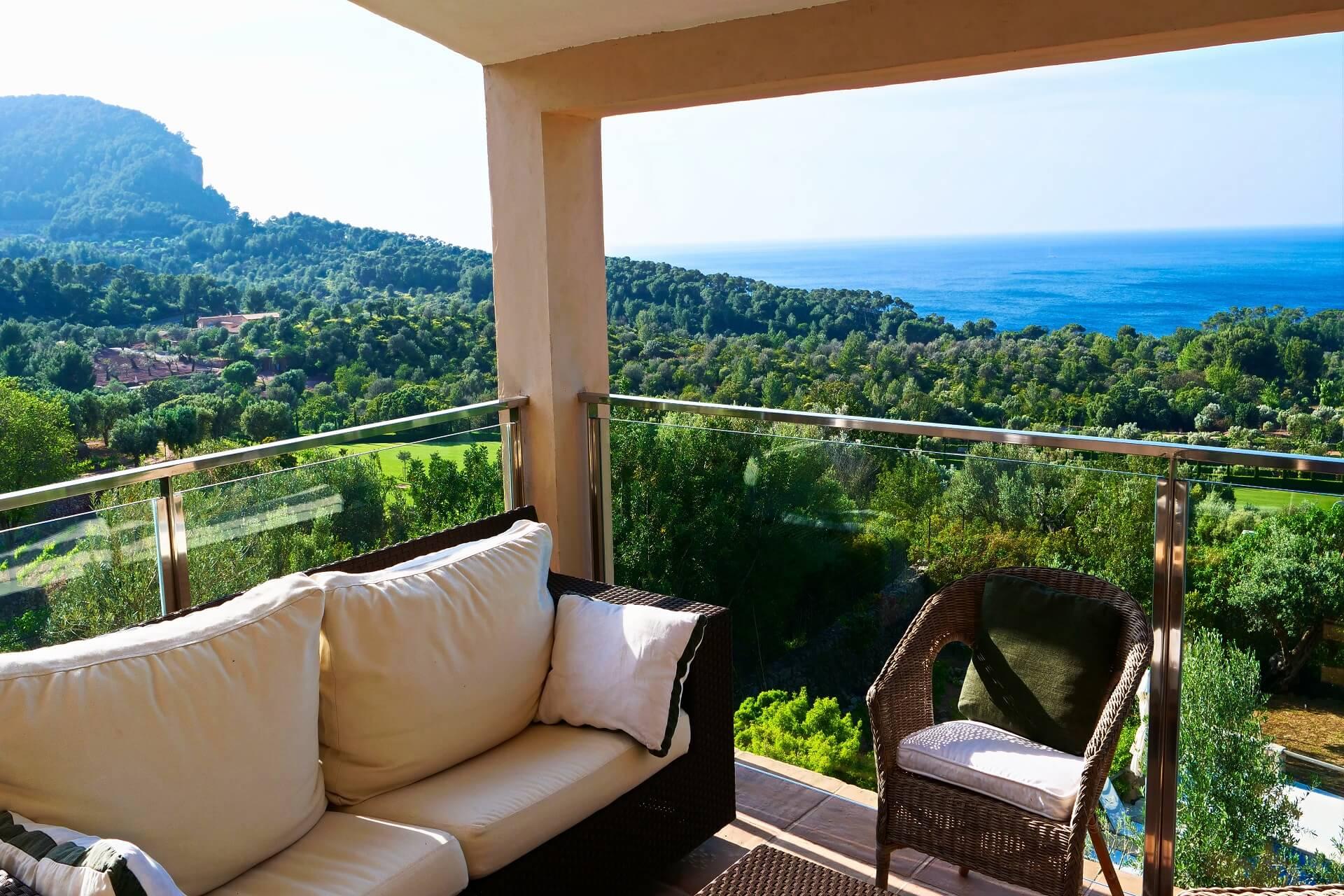 CA'N VISTA - Terrasse Mallorca