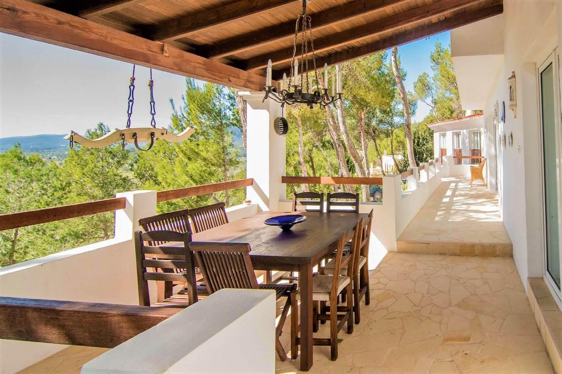 San Carlos - Terrace