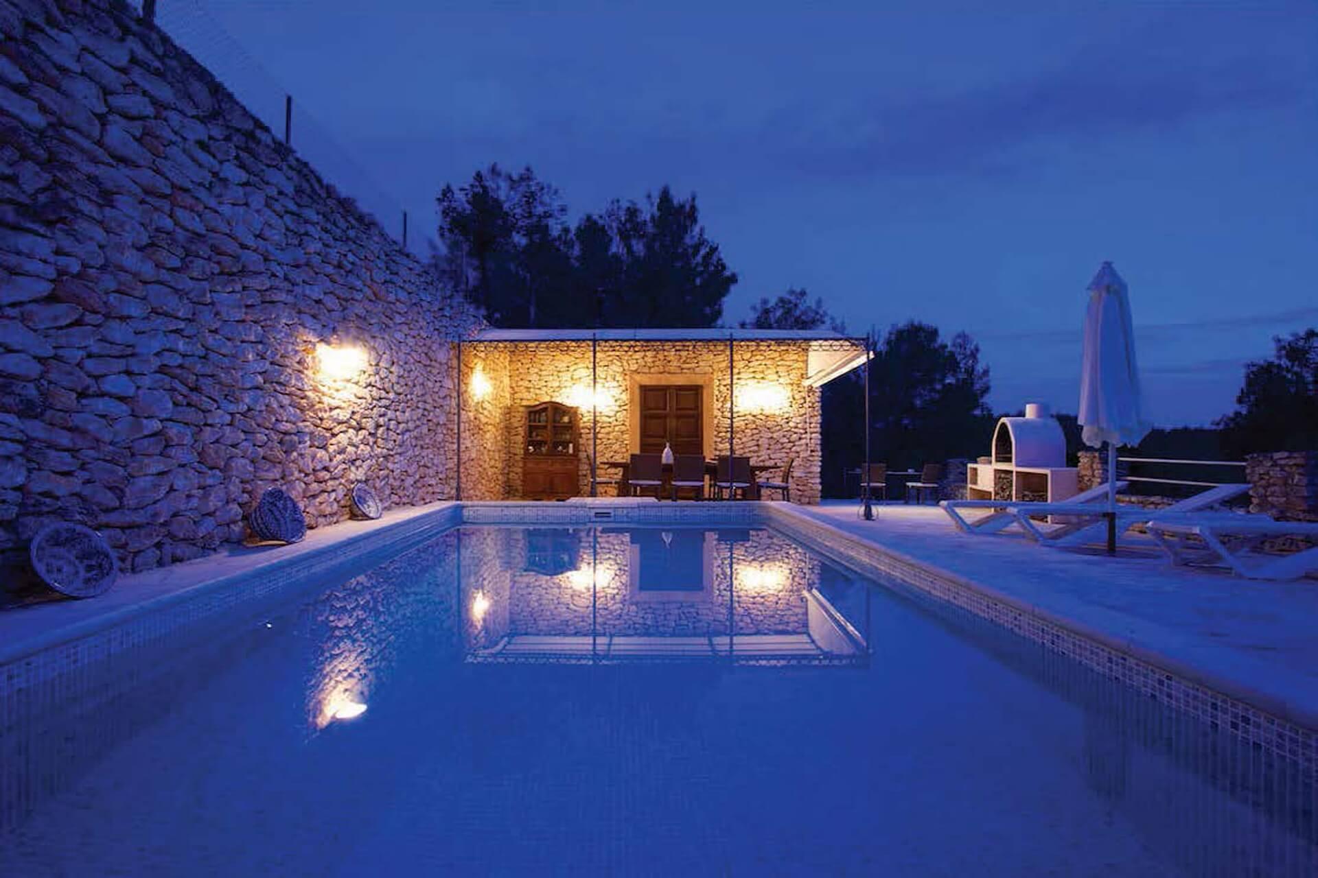 Finca San Carlos - >Swimmingpool