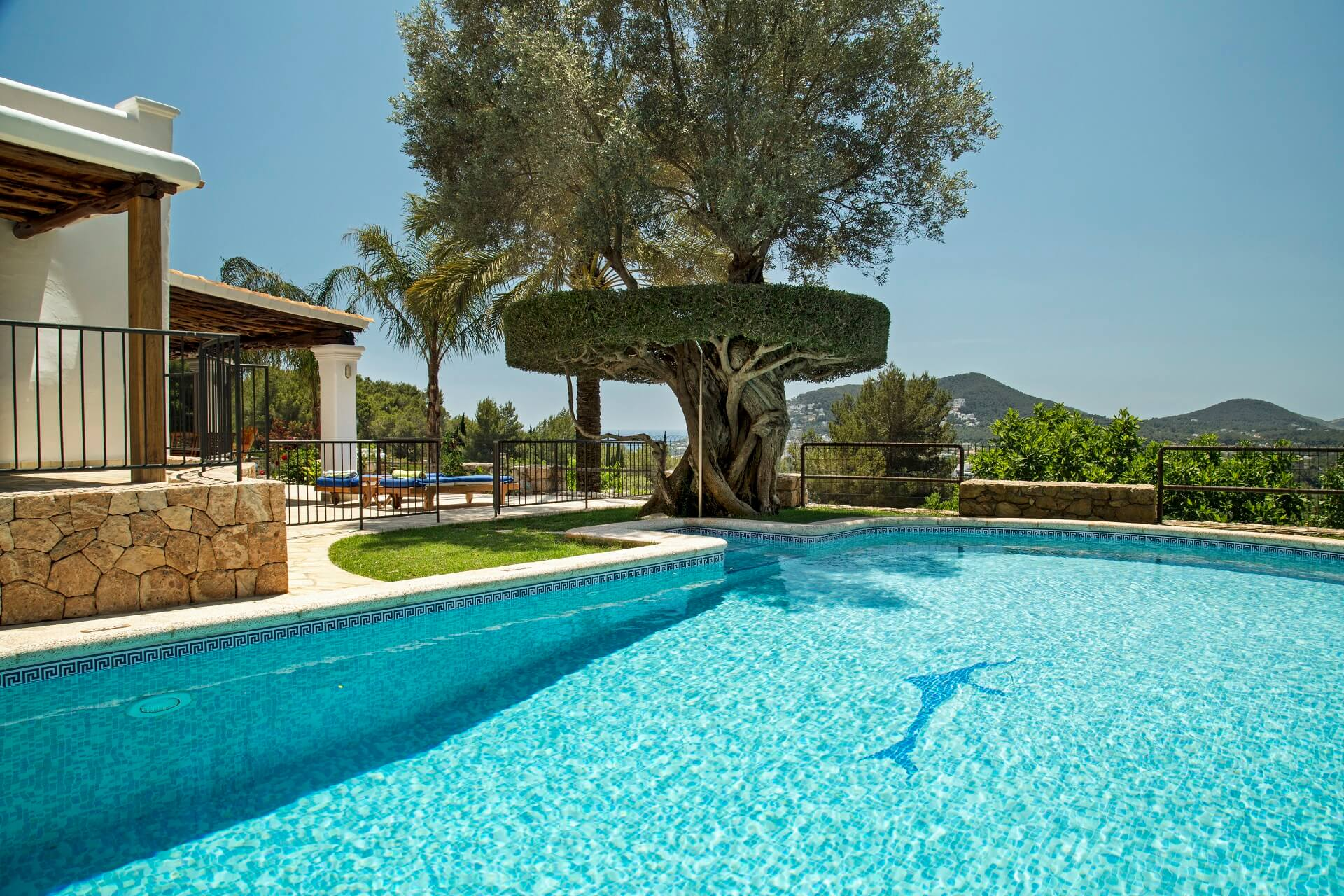 Villa Can Maderus - Swimming pool