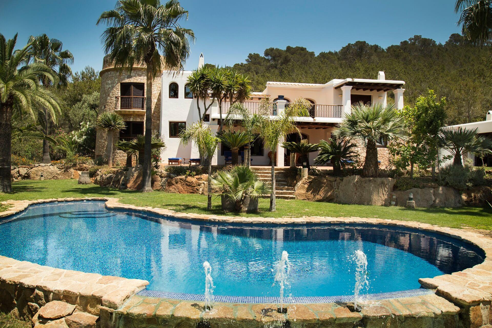 Villa Torres Carón - Pool