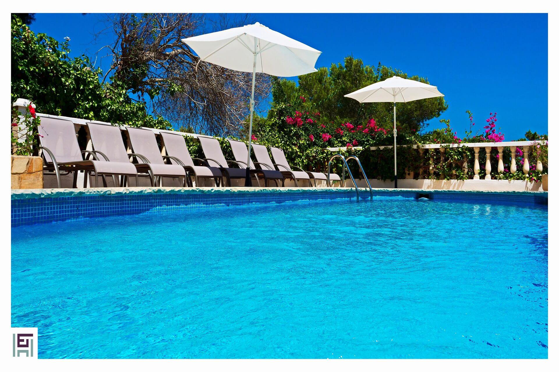 Shangri-La - Swimmingpool