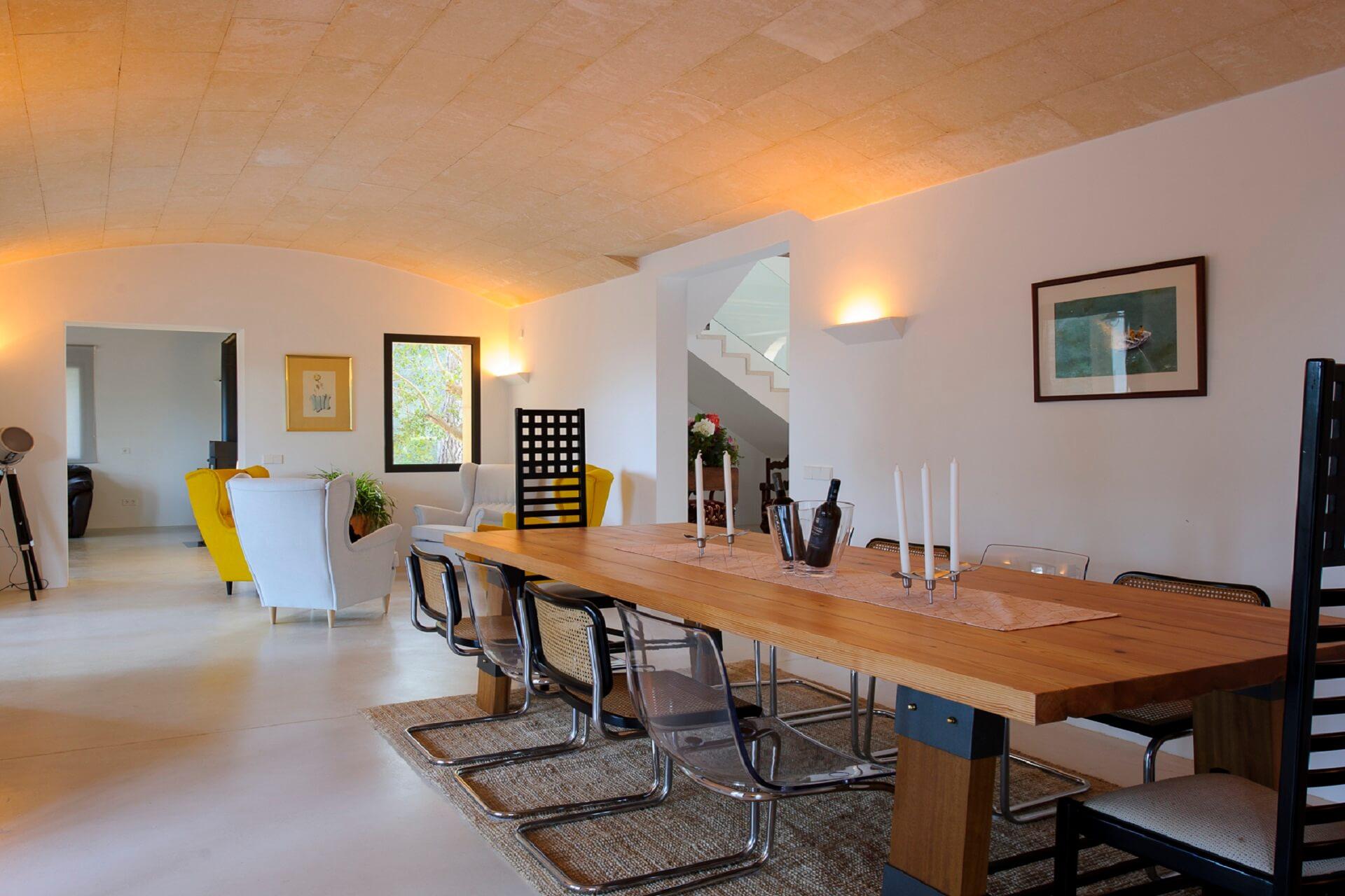 Villa Pins - Dining room