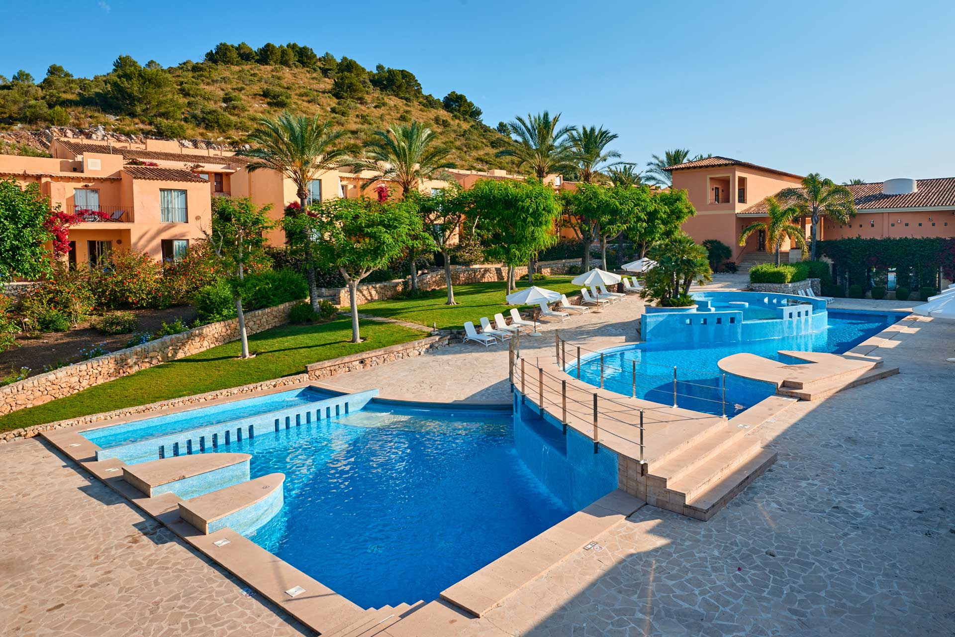 Sentido Pula Suites - Swimmingpool
