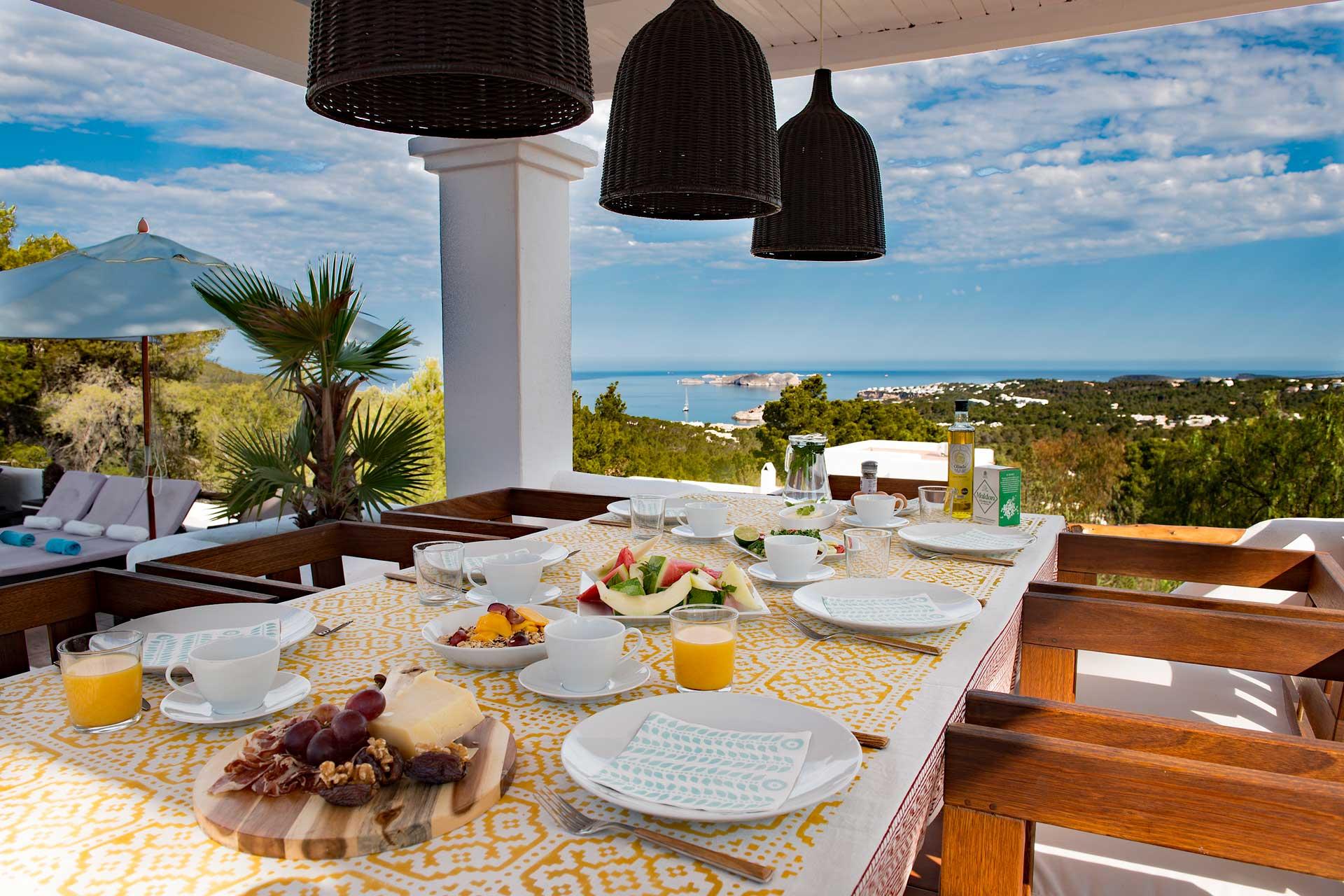 Villa Can Sankisha - Terrasse
