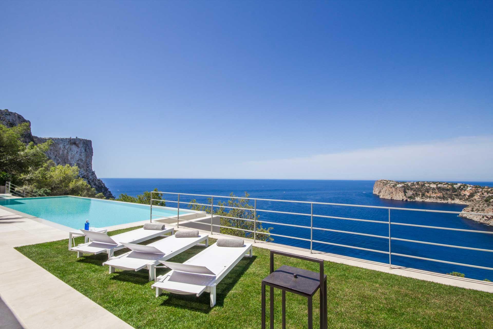 Villa Puesta del Sol - Infinity-Pool mit Aussicht