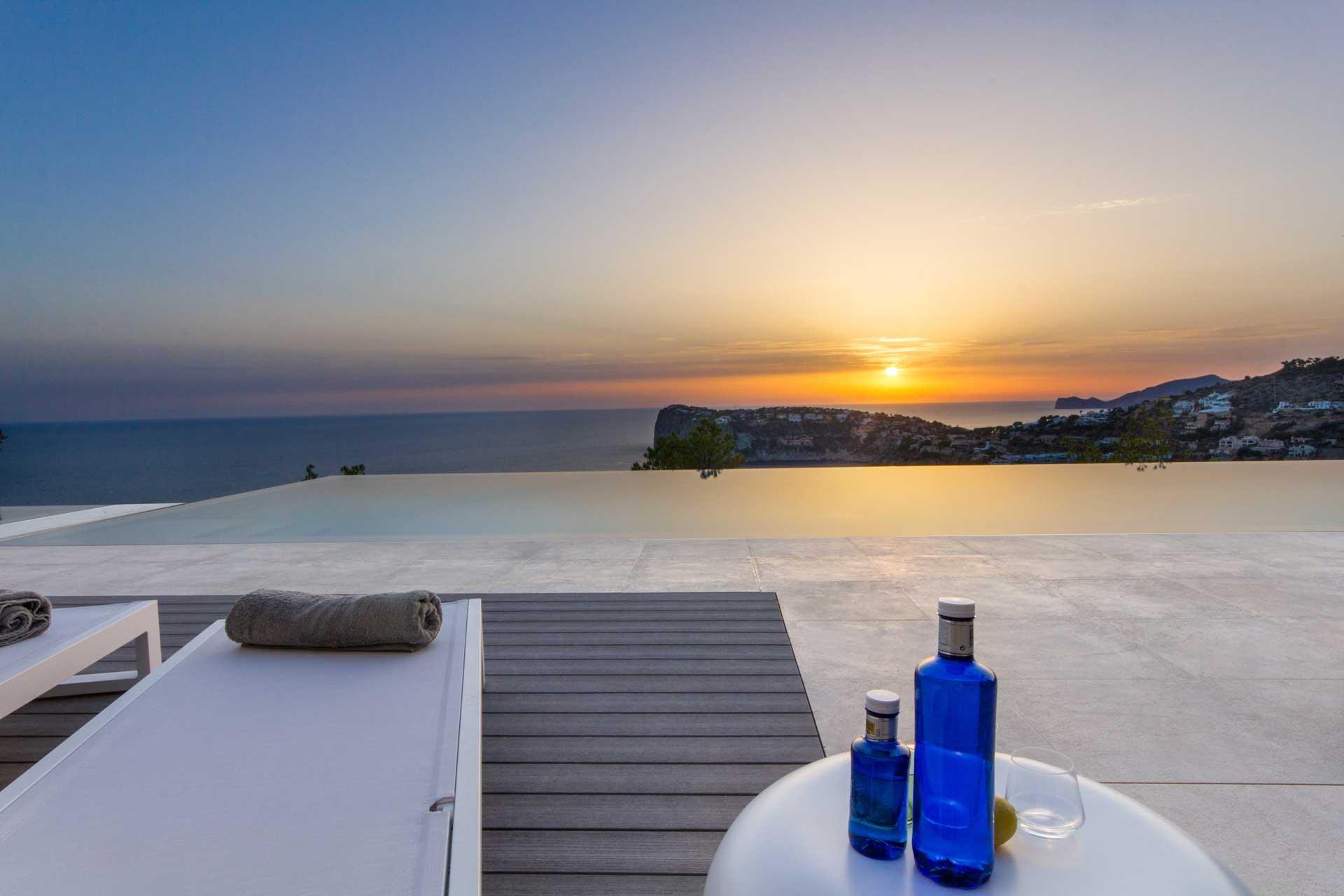 Villa Puesta del Sol - Sunset