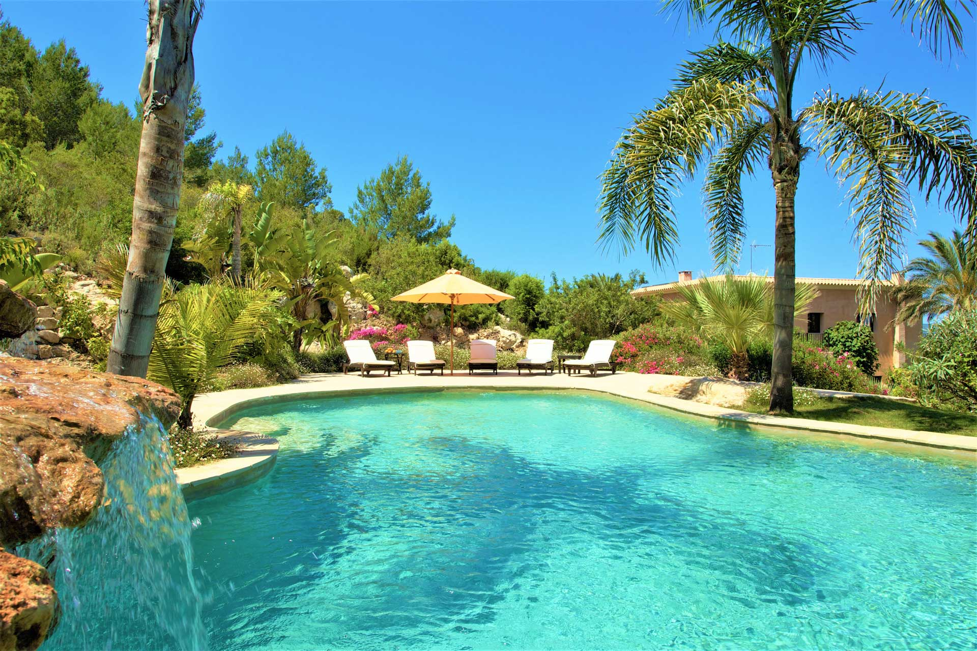 Villa K Ibiza - Swimmingpool