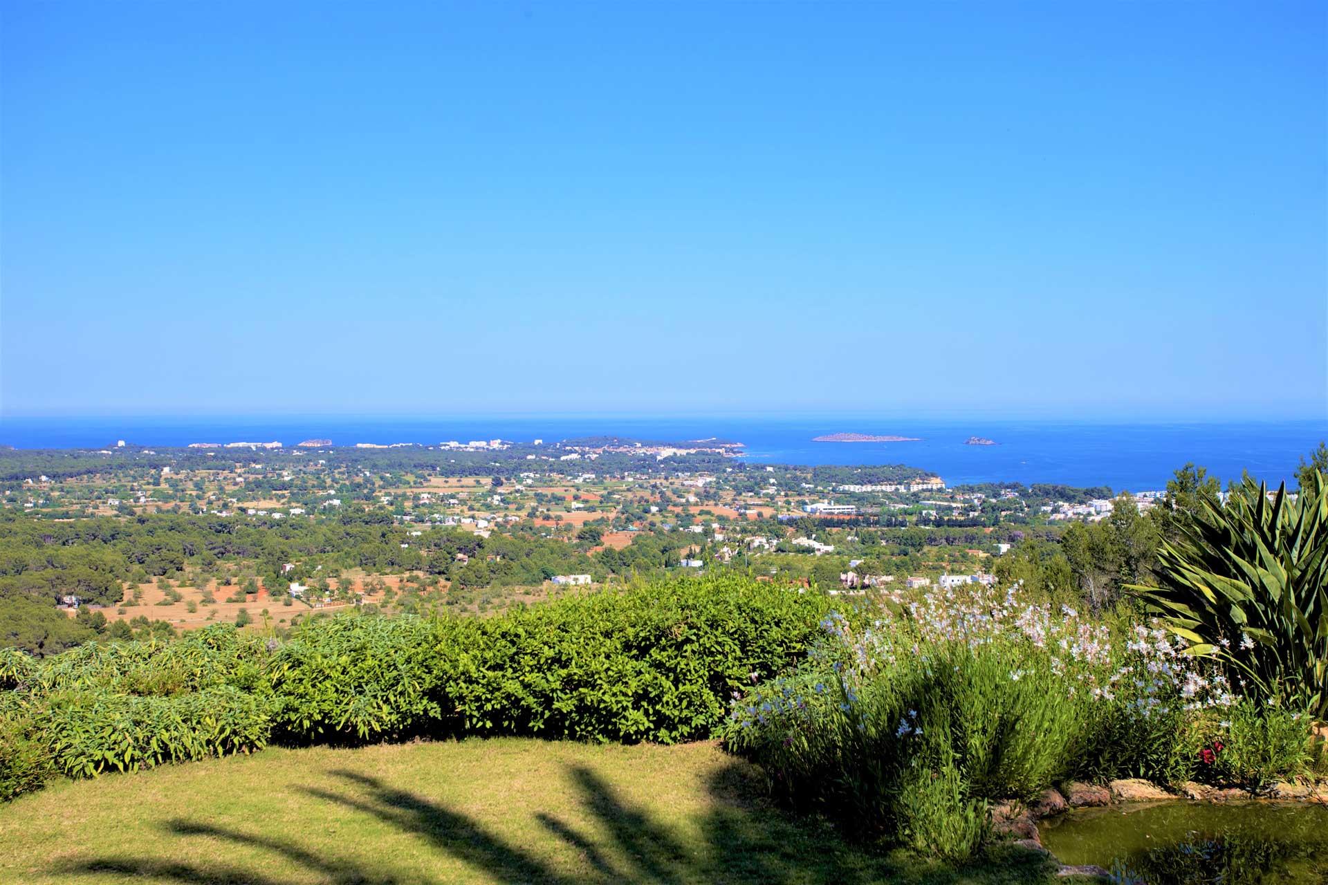 Villa K Ibiza - Aussicht