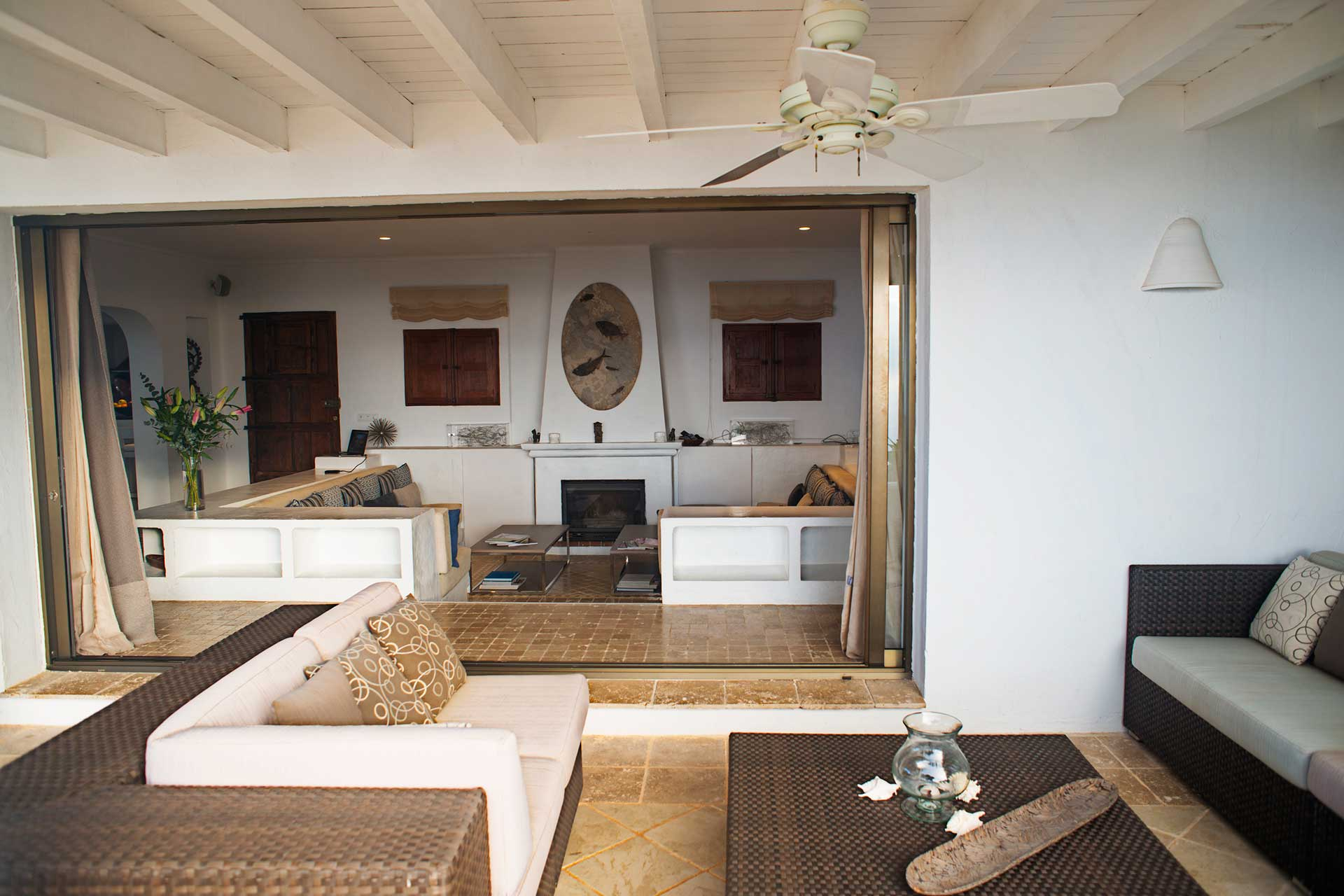 Can T. Ibiza - Living area