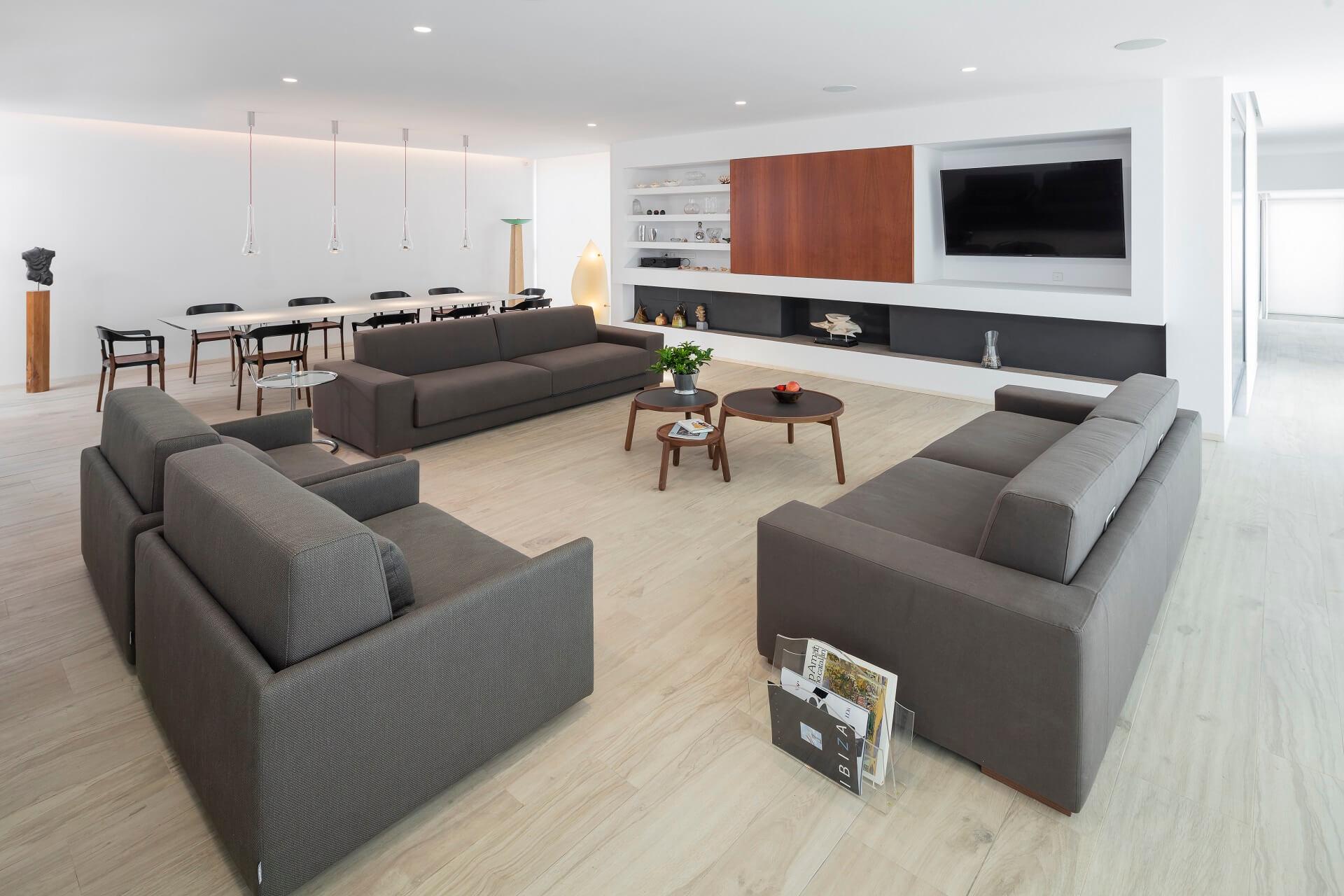 Villa CALMA - Livingroom